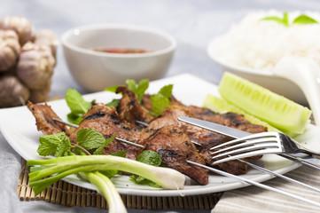 Thai barbecue - 16