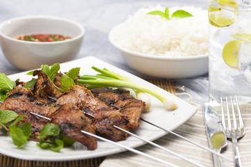 Thai barbecue - 32