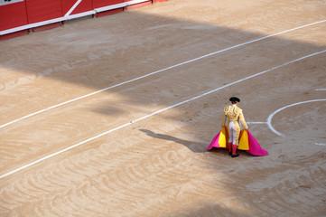 Foto auf Leinwand Stierkampf Corrida - Arènes - Matador - Toréador - Espagne