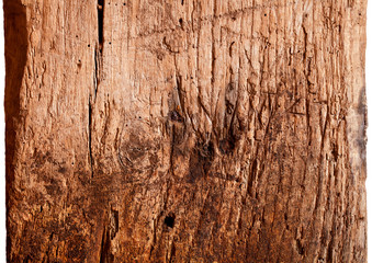 natural very very old grunge wooden plank