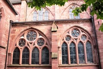 Seitenfenster (Schlosskirche)