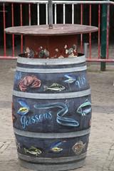 Painted Vessel