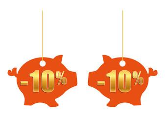 Cochon 10%_Orange