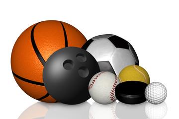 Bälle Fußball Basketball Golfball Tennisball Golfball