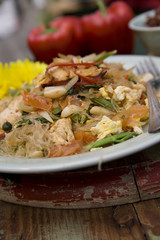 Pad Thai - Thai Food Dishes