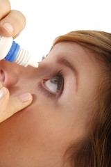 eyedrops (white background)