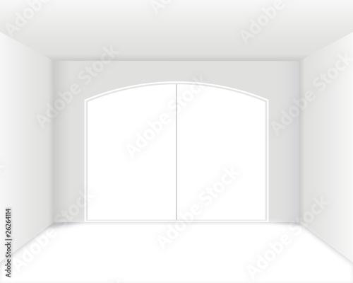 pi ce de maison vide fichier vectoriel libre de droits sur la banque d 39 images. Black Bedroom Furniture Sets. Home Design Ideas