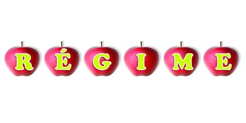 Pomme_Regime