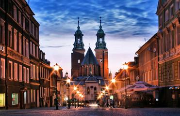 Obraz Gdańsk - fototapety do salonu