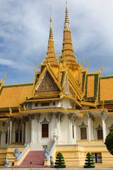 Royal Cambodia - Royal Palace in Phnom Penh