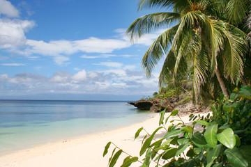 Traumstrand von Coco Grove auf den Philippinen