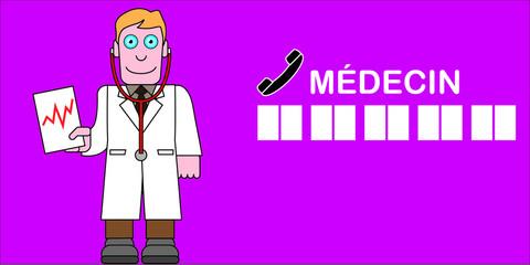 TEL_Medecin