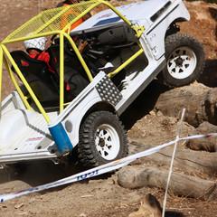 compétition de 4X4 trial
