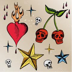 rockabilly tattoos vol.01