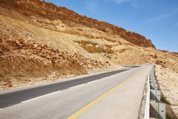 American asphalt highway