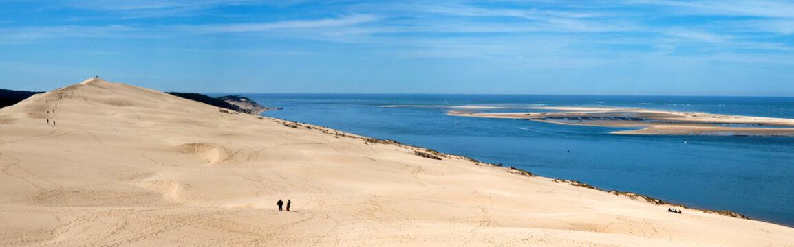 Panorama Dune du pyla