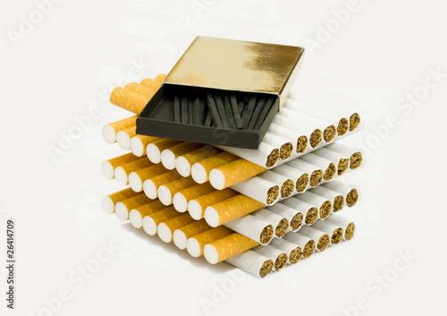 Декларация акциза на табачные изделия