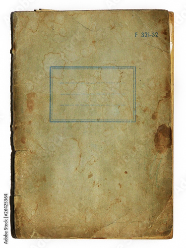 Old School Book Cover ~ Quot old school exercise book cover stock photo and royalty