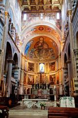 Pisa - Duomo interior