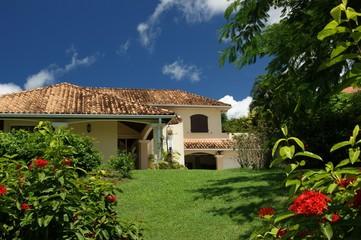 Villa en Martinique
