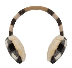 Woman wool assesory for ear