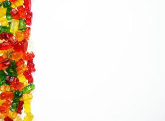 Gummibärchen-Rand