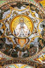 Iconography in Rila Monastery