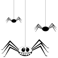 Creepy spider