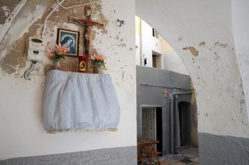 edicola votiva di Bari vecchia
