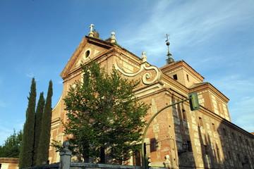 Old convent of Trinitarios Descalzos,Alcala de Henares, Madrid