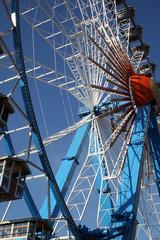 Riesenrad Volksfest