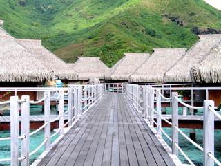 Resorts en Polinesia Francesa