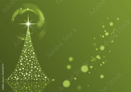 weihnachtsbaum karte gr n stockfotos und lizenzfreie. Black Bedroom Furniture Sets. Home Design Ideas