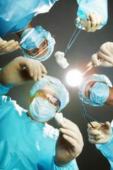 Saving a patient
