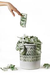 Unnecessary money