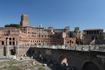 Wall Mural - Roma-Mercati di Traiano