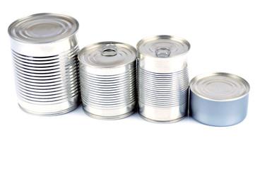 Boîtes métalliques