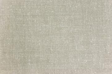 Natural Light Grey Linen Texture Detailed Closeup
