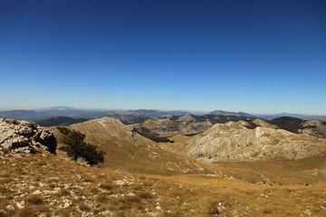 Dinaric alps (Croatia)