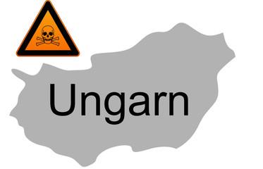 Ungarn - Hungary - Unfall - Gift