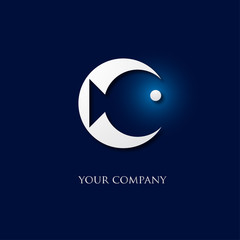 logo entreprise, poisson