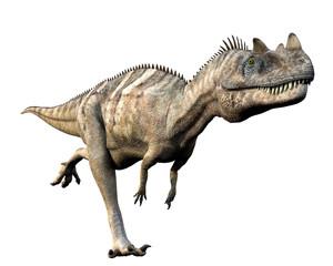 ceratosaurus casual walk