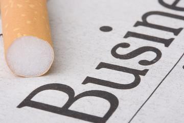 Cigarette Business