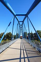 Wesertor-Brücke in Nienburg an der Weser