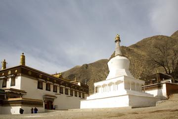 西藏 寺庙