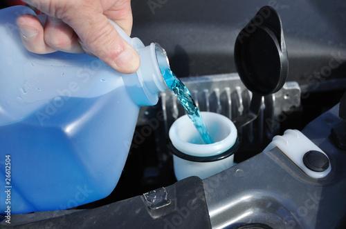 Жидкость в стеклоомыватель своими руками 40