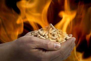 Pellets - Sicherer Brennstoff