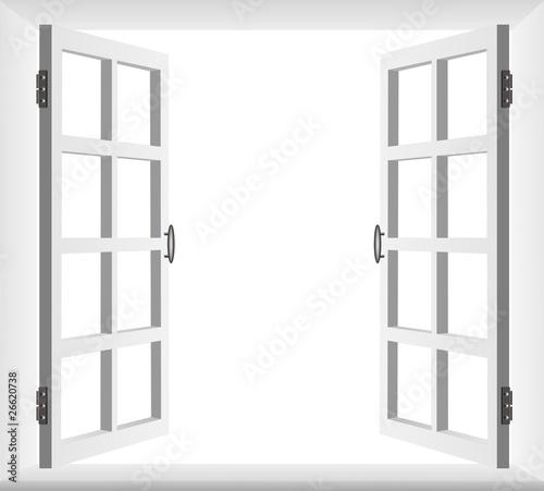 """Open Window Clipart Clipart Suggest: """"Finestra Aperta-Open Window-Vector"""" Immagini E Vettoriali"""