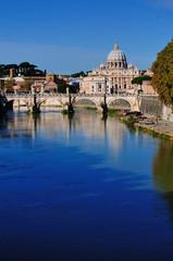 Foto op Canvas Rome Saint Peter's Church Rome