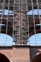 brick bridge